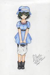 ..Mayuri Shiina.. by cztero-cian