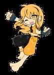 Com: Tashibana Kitora Puyo Fever Style by Artich0ker