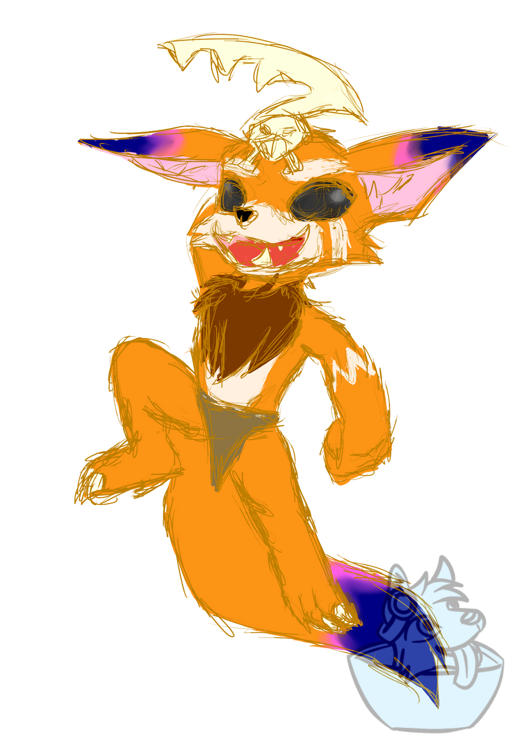 Gnar by FrostyWolfter