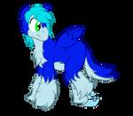 Frosty as MLP Pony
