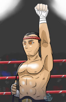 .:Comm:. Muay Thai Champion