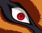 Kurama's eye
