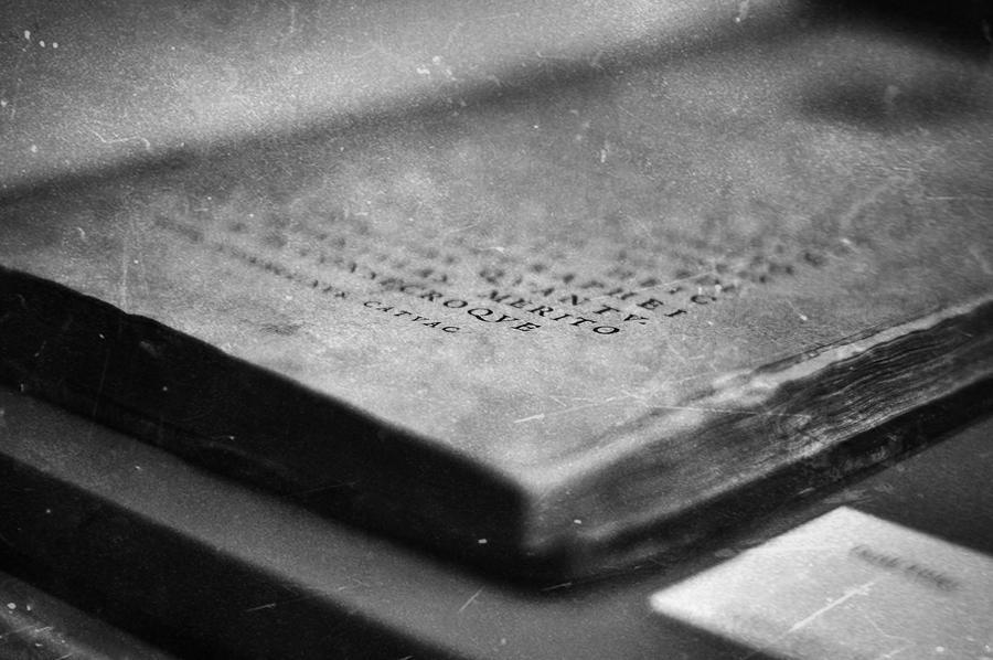 bibliotheque mystique by JuliannaRembrandt