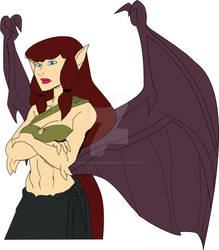 Succubus without Horns