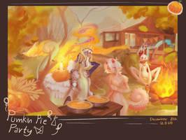 Sollune storms through A party [MysHar 3]