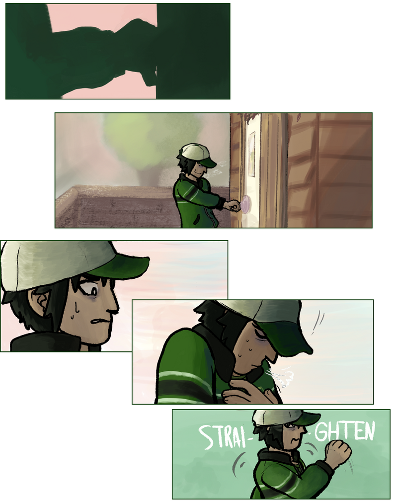 Greenhorns - page 6 by coobcakes