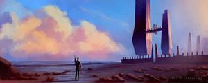 City -Stormhaven-