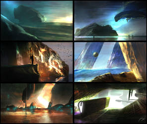 Thumbnails20170310 by xistenceimaginations