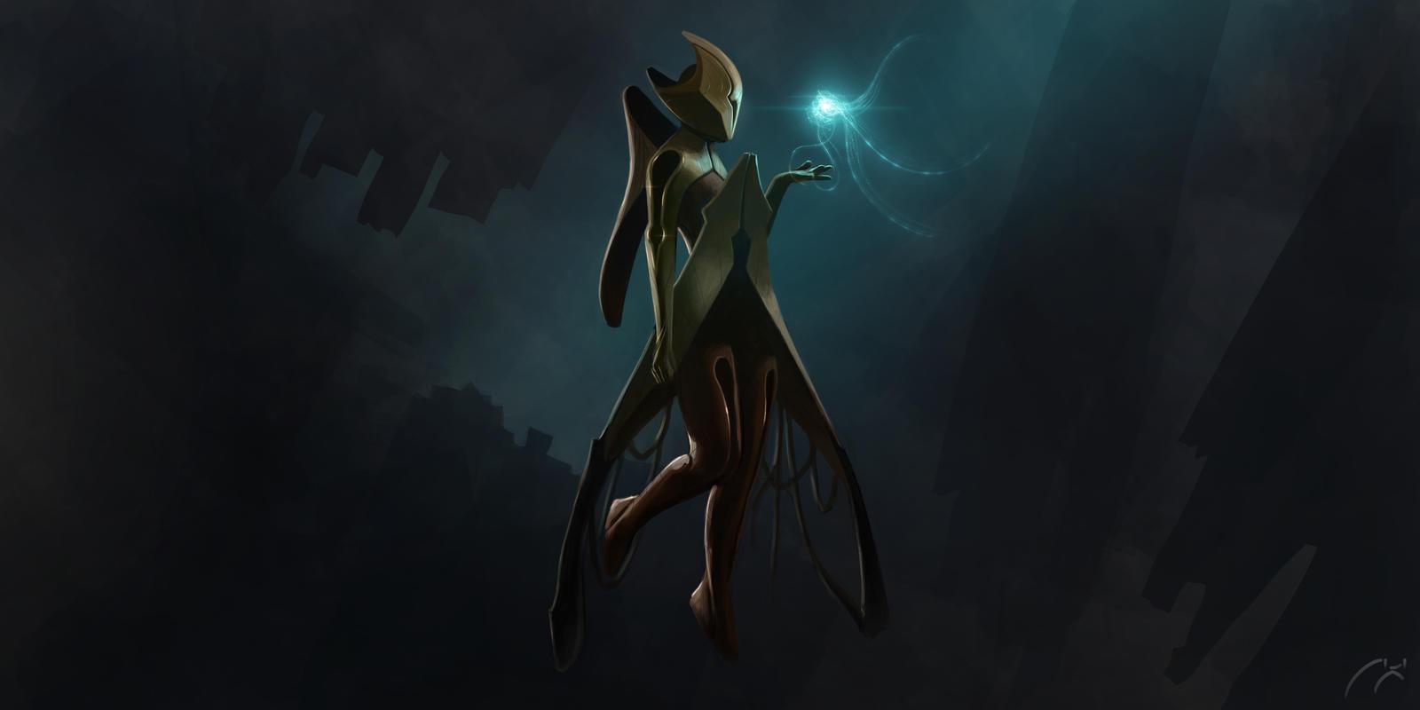 Spirit Temptress by xistenceimaginations