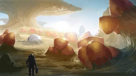 Planet MX-332l by xistenceimaginations