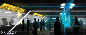 Galaxy in Turmoil::Concept:Vori Space Station Pt.3