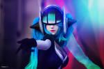 DJ Sona Cosplay