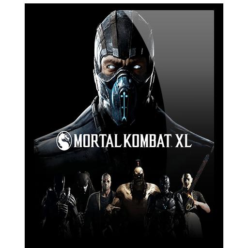 Mortal Kombat XL by Mugiwara40k