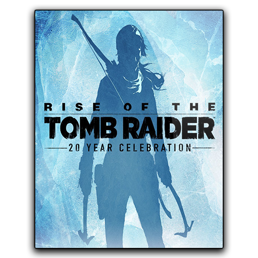 Rise of The Tomb Raider 20 Year Celebration by Mugiwara40k
