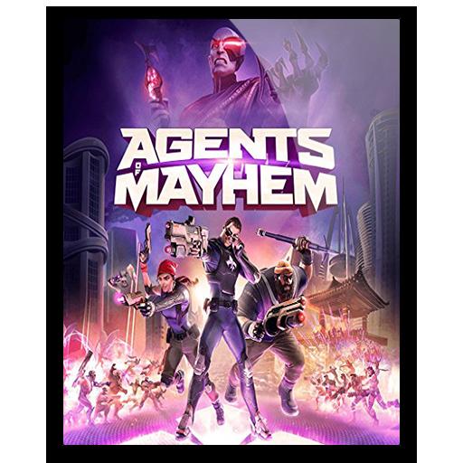 Agents of Mayhem by Mugiwara40k
