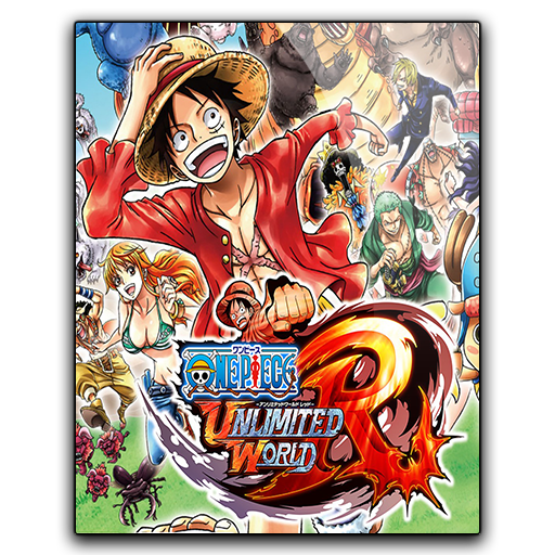 One Piece Unlimited World Red by Mugiwara40k