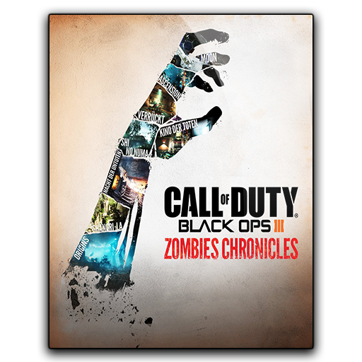 Call of Duty Black Ops III Zombies Chronicles by Mugiwara40k