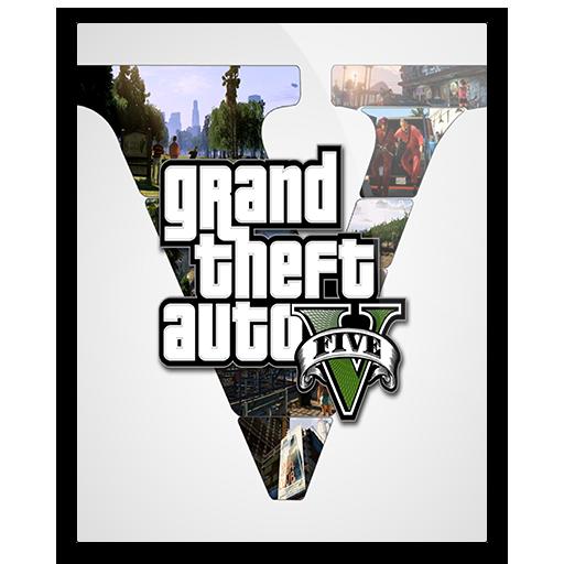 Grand Theft Auto V v2 by Mugiwara40k