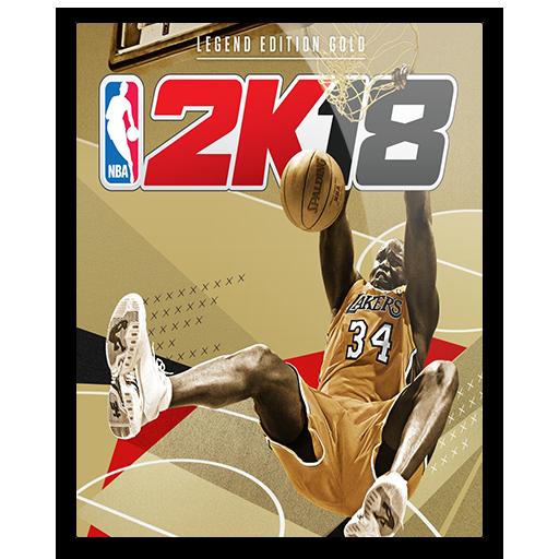 NBA 2K18 v2 by Mugiwara40k
