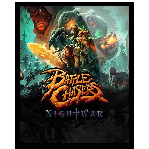 Battle Chasers Nightwar by Mugiwara40k