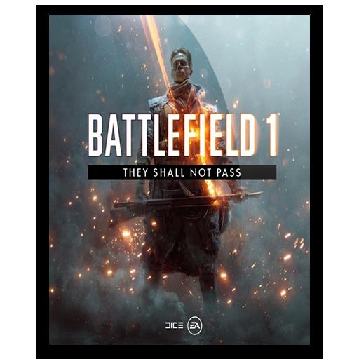 Battlefield 1 They Shall Not Pass by Mugiwara40k