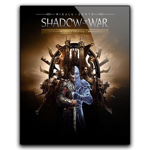 Middle Earth Shadow of War Gold Edition by Mugiwara40k