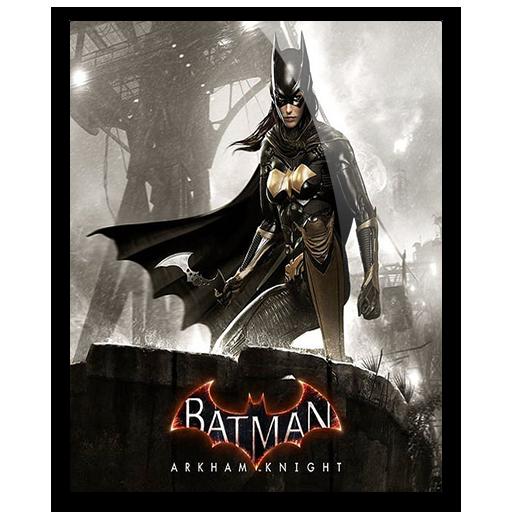 Batman Arkham Knight v2 by Mugiwara40k