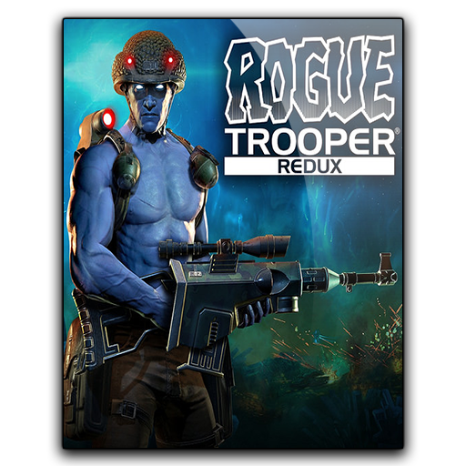 Rogue Trooper Redux by Mugiwara40k