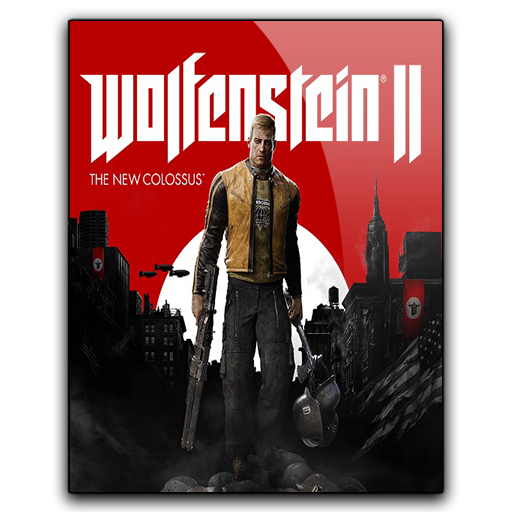 Wolfenstein II The New Colossus by Mugiwara40k