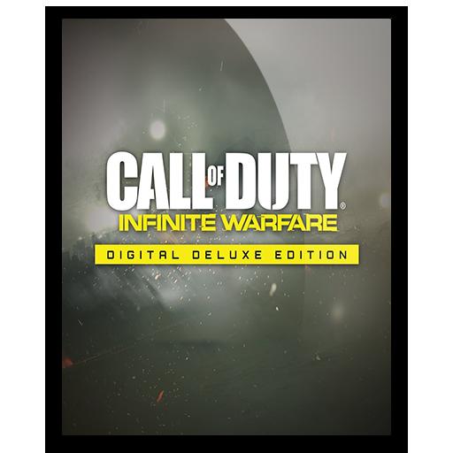 Call of Duty Infinite Warfare Deluxe Edition by Mugiwara40k