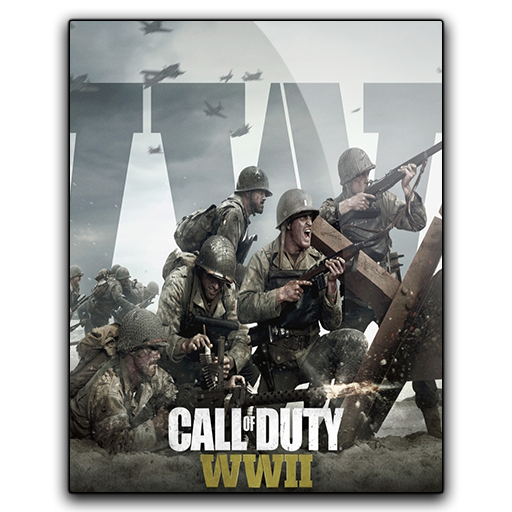 Call of Duty WWII v3 by Mugiwara40k
