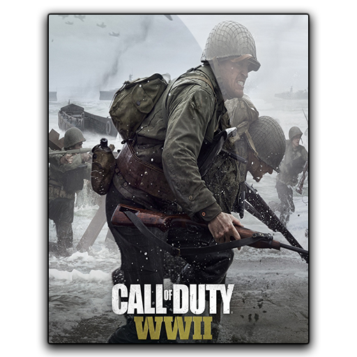 Call of Duty WWII v4 by Mugiwara40k