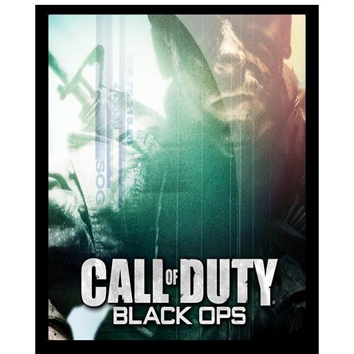 Call of Duty Black Ops by Mugiwara40k