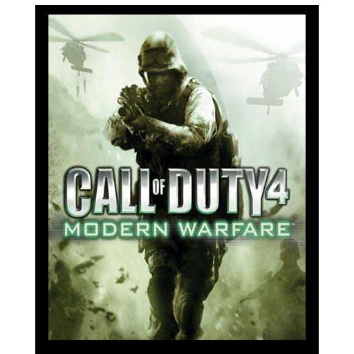 Call of Duty 4 Modern Warfare by Mugiwara40k
