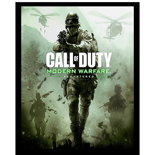 Call of Duty Modern Warfare Remastered by Mugiwara40k