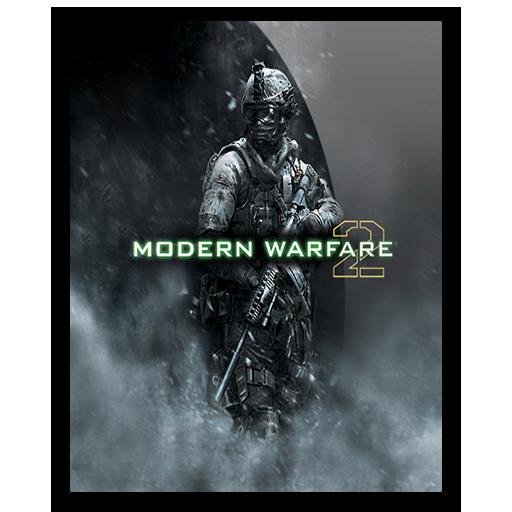 Call of Duty Modern Warfare 2 by Mugiwara40k