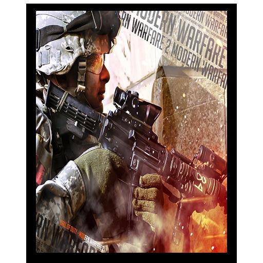 Call of Duty Modern Warfare 2 v2 by Mugiwara40k