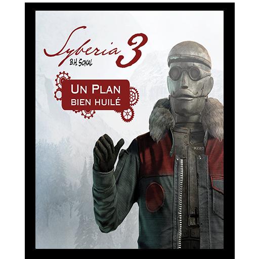 Syberia 3 v2 by Mugiwara40k