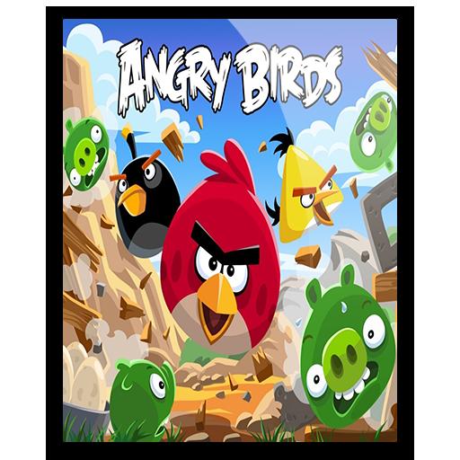 Angry Birds by Mugiwara40k
