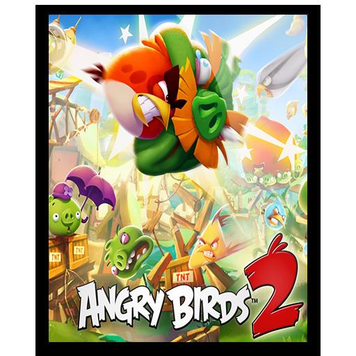 Angry Birds 2 v2 by Mugiwara40k