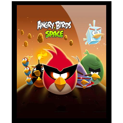 Angry Birds Space v7 by Mugiwara40k
