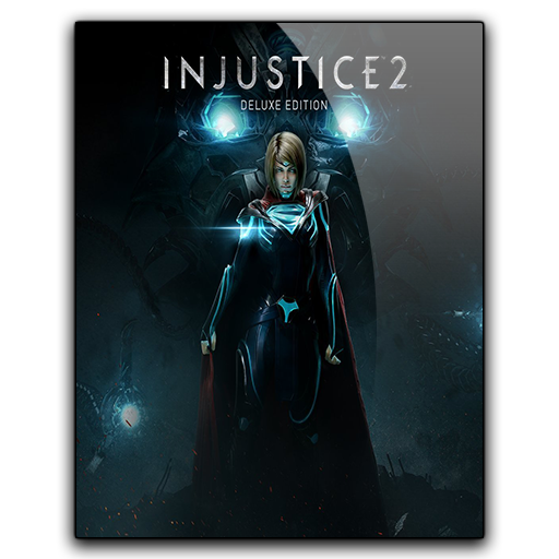 Injustice 2 Deluxe Edition by Mugiwara40k