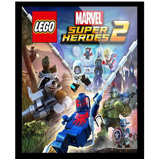 Lego Marvel Super Heroes 2 by Mugiwara40k