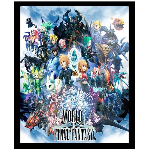 World of Final Fantasy by Mugiwara40k
