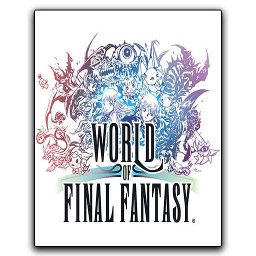 World of Final Fantasy v2 by Mugiwara40k
