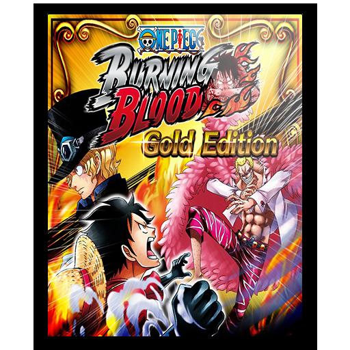 One Piece Burning Blood Gold Edition by Mugiwara40k