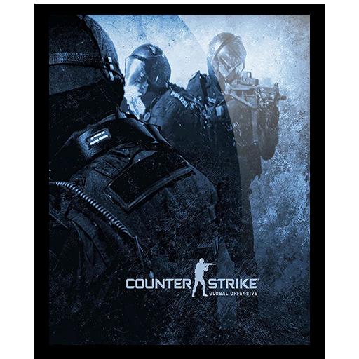 Counter Strike Global Offensive v2 by Mugiwara40k
