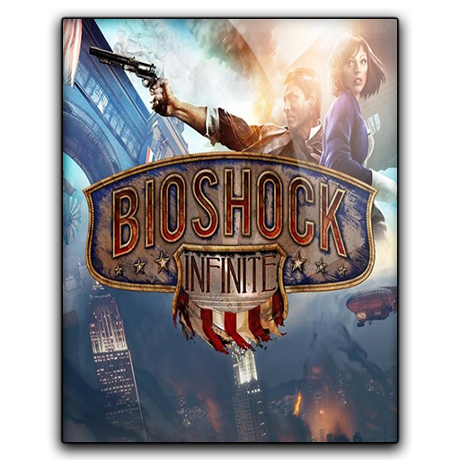 Bioshock Infinite v3 by Mugiwara40k