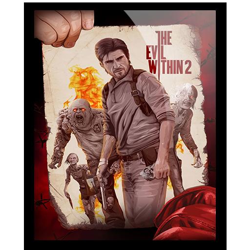 The Evil Within 2 v3 by Mugiwara40k