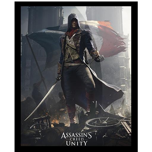 Assassin's Creed Unity by Mugiwara40k